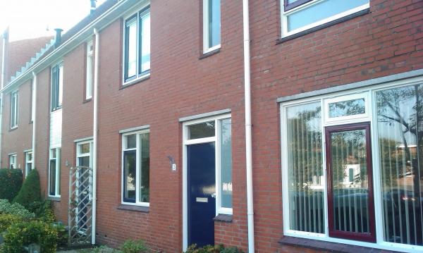 Schilderwerkzaamheden 54 woningen Appingedam