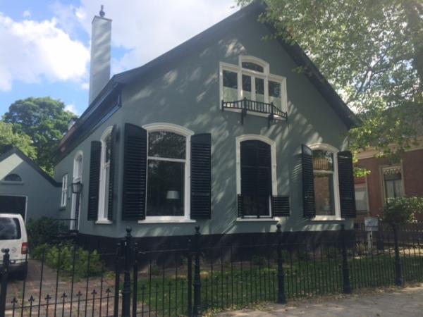 Glas-, schilder-, en houtherstel werkzaamheden